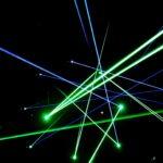 Complete lasershow op locatie