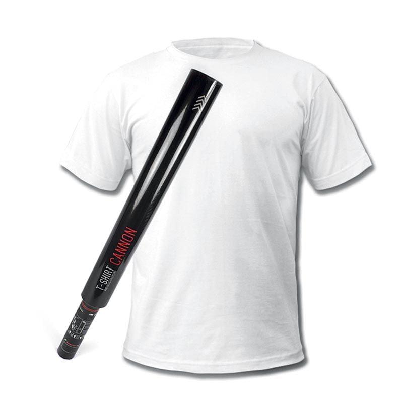 T-Shirt shooter huren instructie