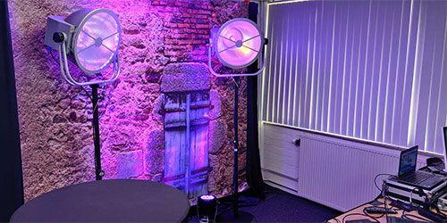 Live streaming studio Soest