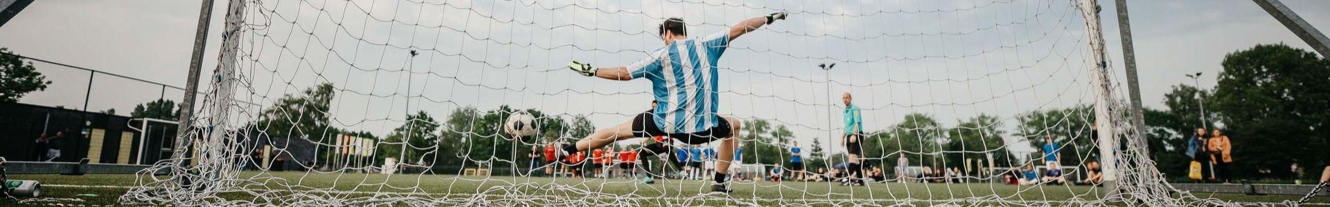 Voetbal wedstrijd livestreamen