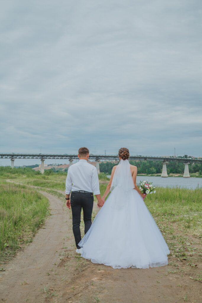Bruiloft video opnemen