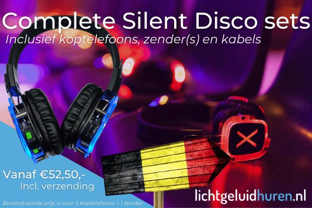 Complete Silent Disco sets (1)