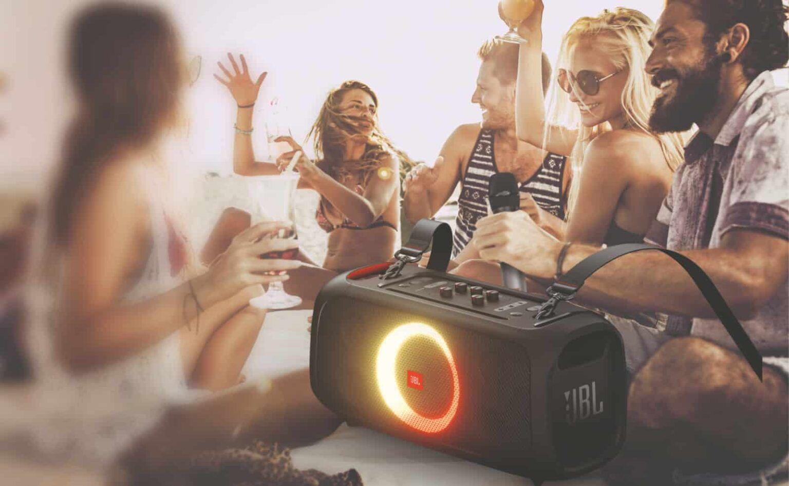 bluetooth speaker huren