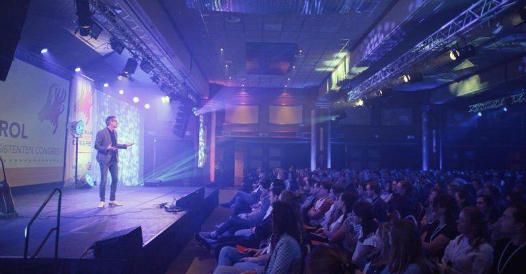 Congres grote zaal 800 personen