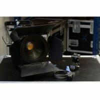 2x Fresnel LED 50W – ADJ FR50Z huren