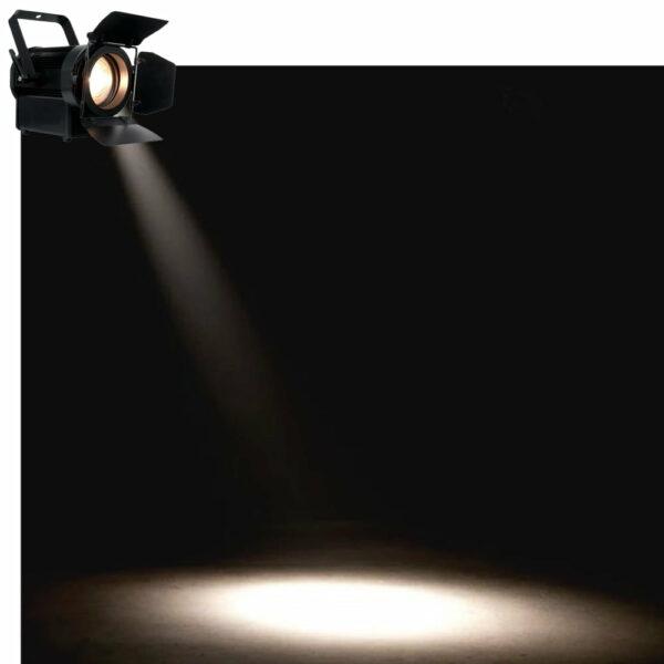 2x Fresnel LED 50W - ADJ FR50Z