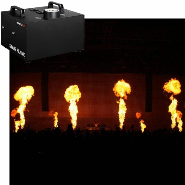 Magic FX Stage Flame (excl. propaan tank)