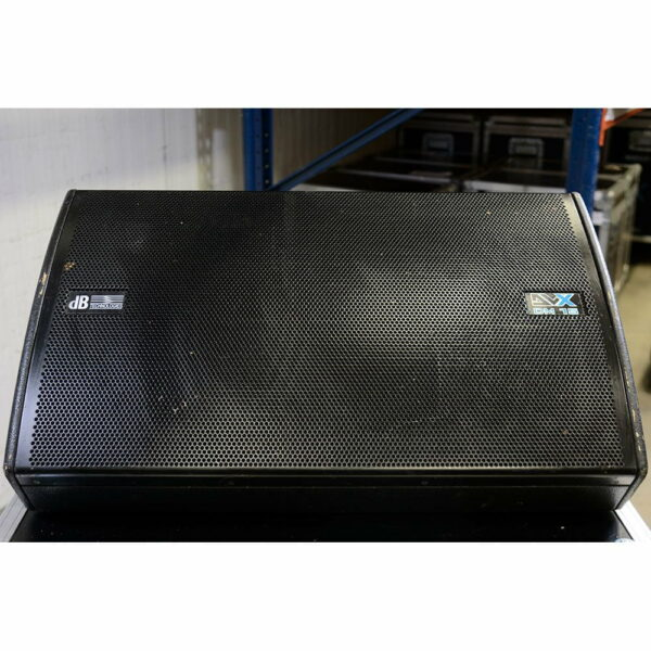 Monitor Speaker 15 DVX DM15 dB Technologies huren
