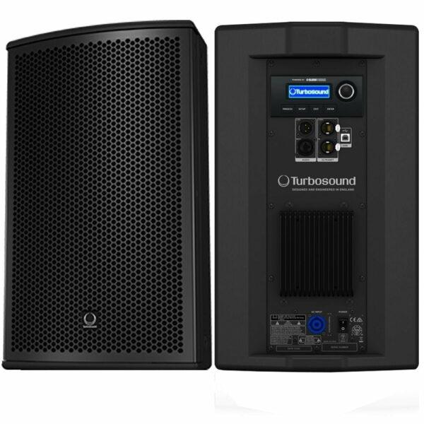 2x Speaker 8 Turbosound NuQ82-AN