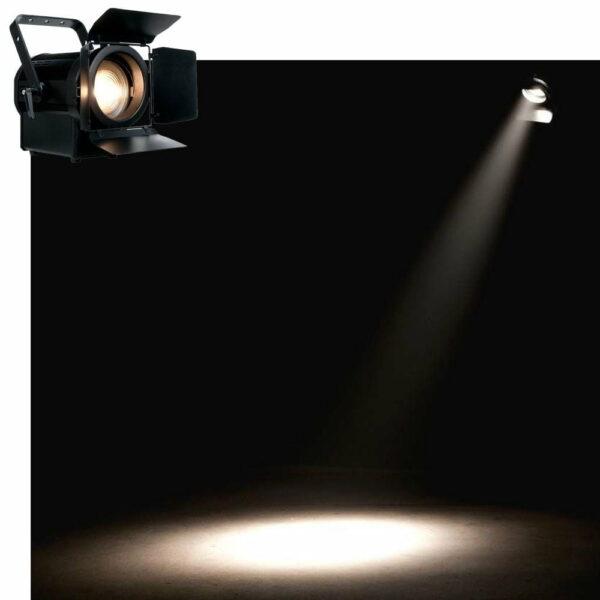 4x Fresnel LED 150W - ADJ FR150Z