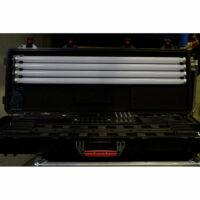 8x Astera AX1 draadloze accu LED PixelTube huren