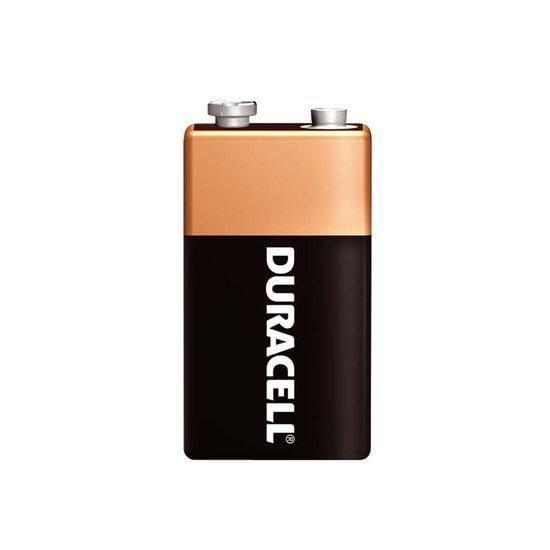 9V batterij Luxonos