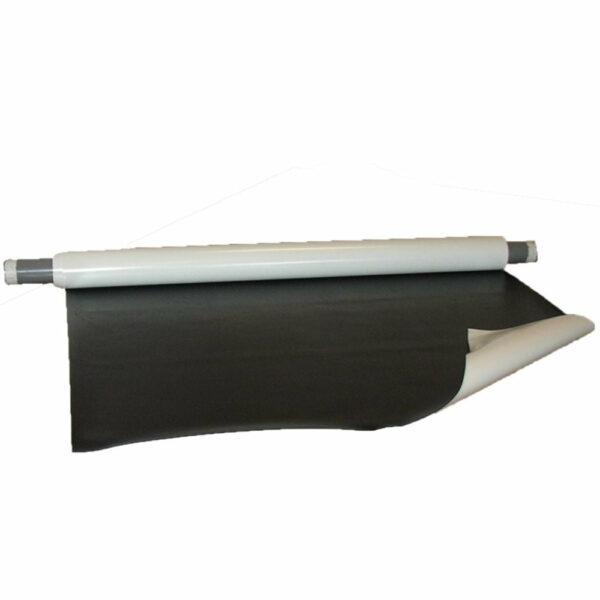 Balletvloer marley zwart per m2 Luxonos