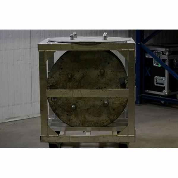 Baseplate truss rond 60cm 20kg huren