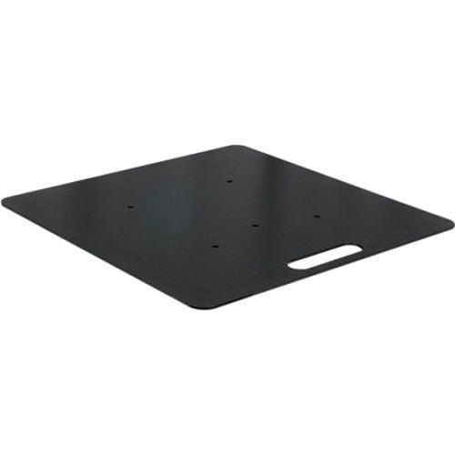 Baseplate truss vierkant 80x80cm 50kg huren