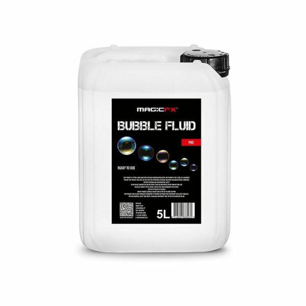 MagicFX Pro Bubble bellenblaas vloeistof (5 liter)