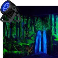 Blacklight LED ADJ UV72IP (IP65) huren