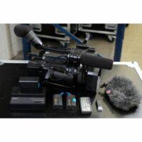 Camera HD Sony HXR-NX5E huren