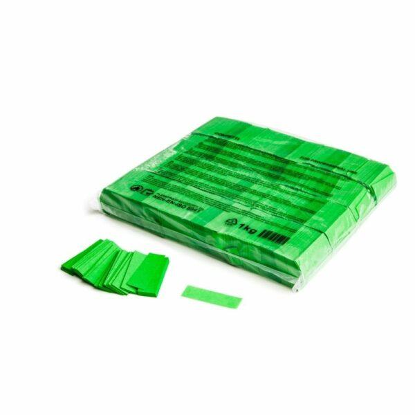 Confetti lichtgroen papier 1kg kopen