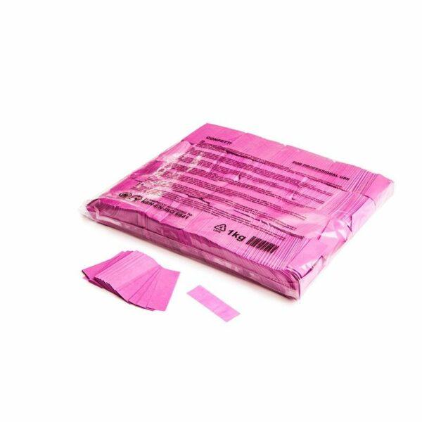 Confetti roze papier 1kg