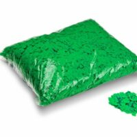 Powderfetti donkergroen papier 1kg