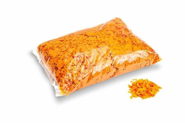 Powderfetti oranje papier 1kg kopen