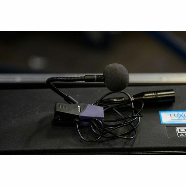 DAP ECLM-70 condensator instrumentmicrofoon (Mini jack) huren