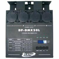 Elation Dim Switchpack 4ch dmx huren