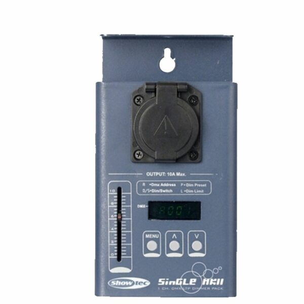 Showtec enkelvoudige handdimmer/switcher luxonos