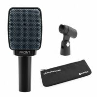 Gitaar Sennheiser E906 microfoon