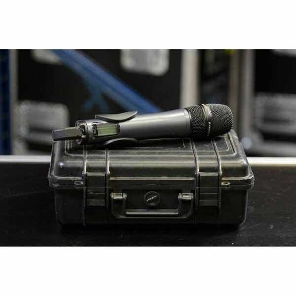 1x Handheld microfoon Sennheiser 835-S G4