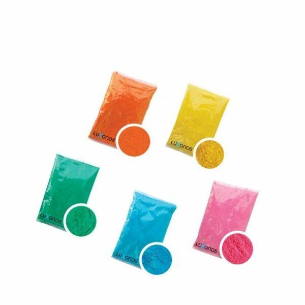 Kleurpoeder (5 zakjes / 5 kleuren) kopen