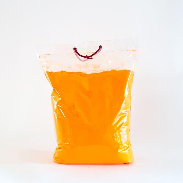 Kleurpoeder Oranje 5KG kopen