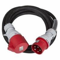 Krachtstroom Kabel 32A | 2,5 Meter huren