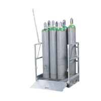 Krat: 12x CO2 Cilinder/fles F50 liter – 80 seconden kopen