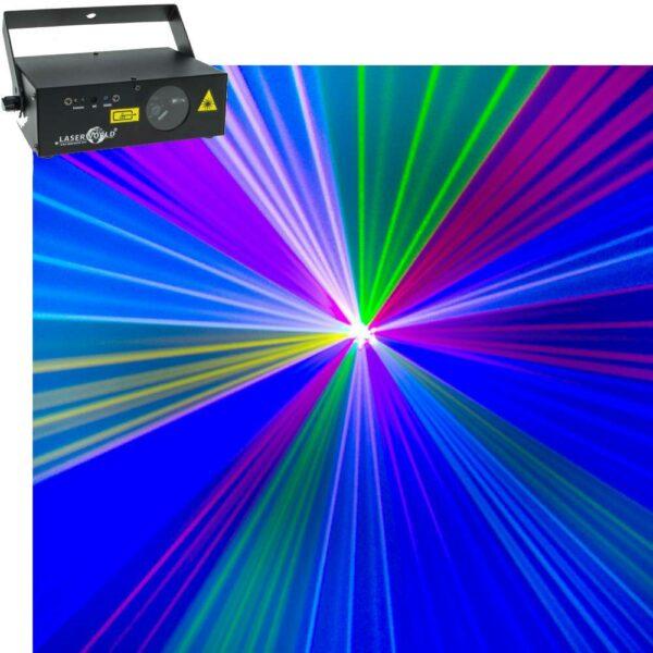 laser 230mw rgb el 230 laserworld 139046