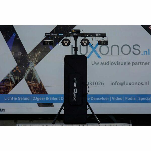 QFX multi-effect fourbar 45W LED