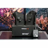 MagicFX Power Shotbase 4-voudig Wireless huren