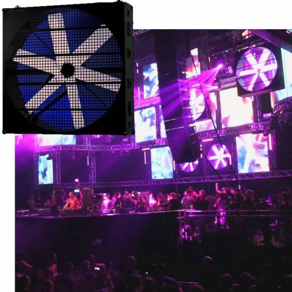 MagicFX stage propellor LED huren