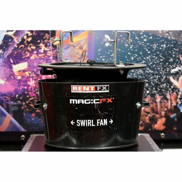 MagicFX Swirl fan 1kg huren