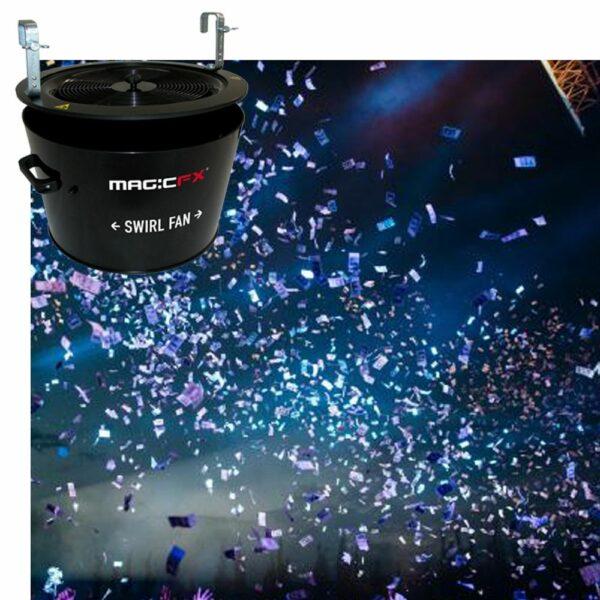 Magic FX Swirl fan 1kg