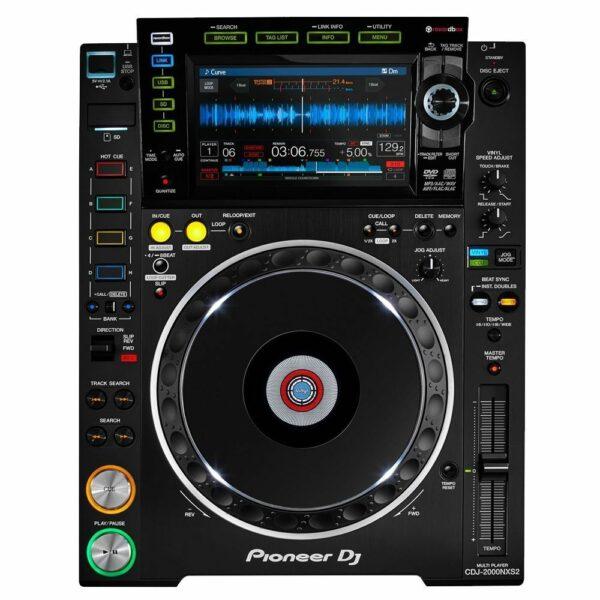 Media Speler Pioneer CDJ 2000 nexus 2