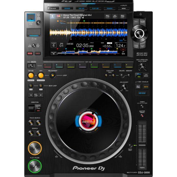 media speler pioneer cdj 3000 110812