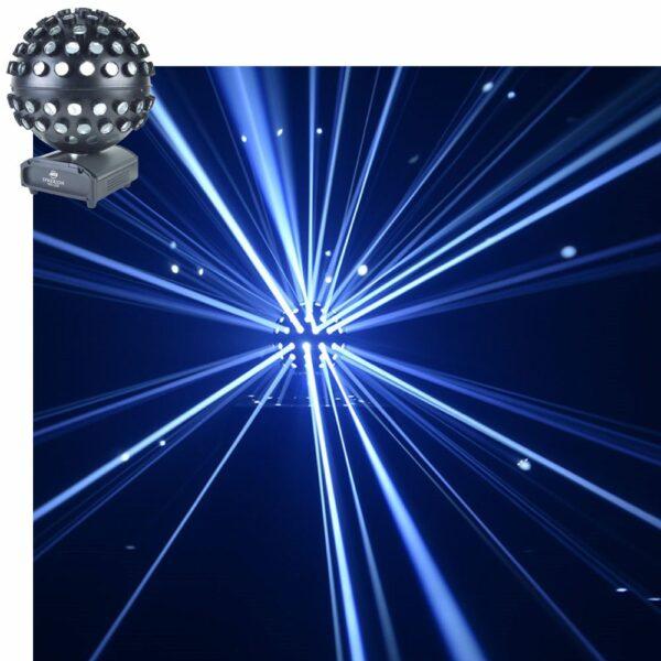 Luxonos LED Mirrorball Licht effect