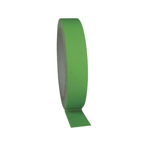 Neon Gaffa Tape Groen 19mm 25m kopen