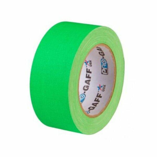 Neon Gaffa Tape groen 50mm 25m kopen