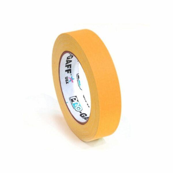Neon Gaffa Tape Oranje 19mm 25m kopen