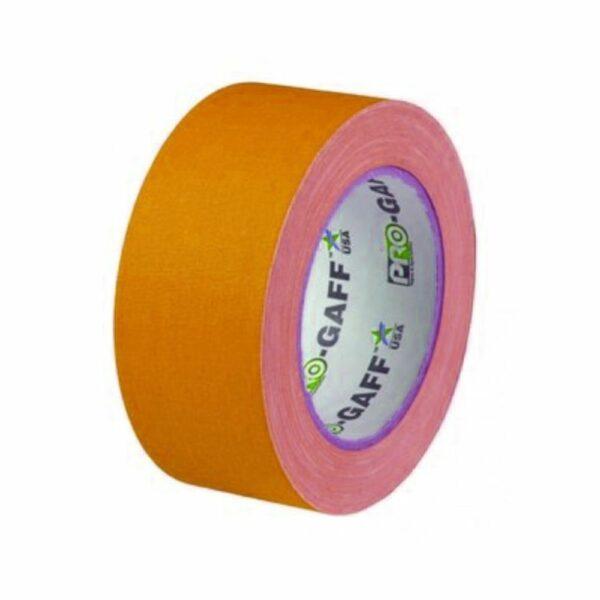 Neon Gaffa Tape Oranje 50mm 25m kopen