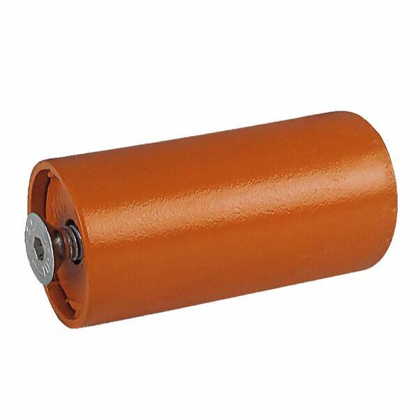 P&D 100mm pin oranje tbv baseplate