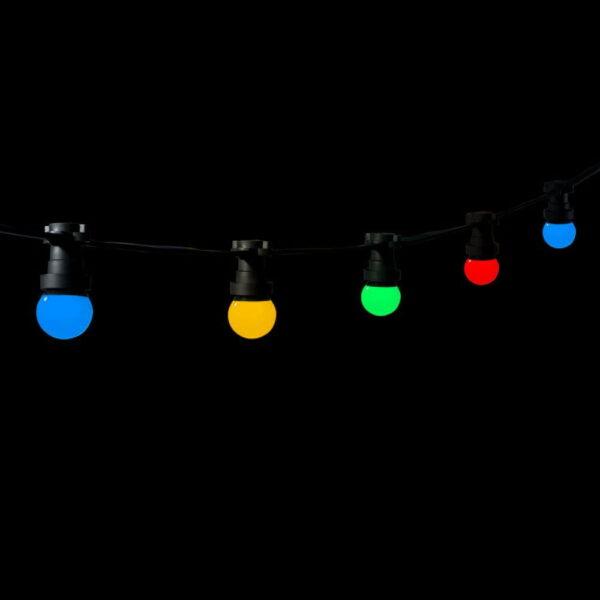 Prikkabel LED | 25 meter / 25 lampjes (Disco)